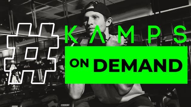 Kamps Live w/ Sam: Upper body 2x tuesday