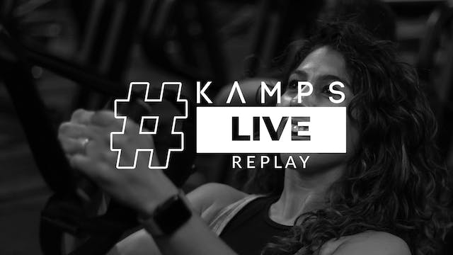 Kamps Live w/ Amanda and Connor