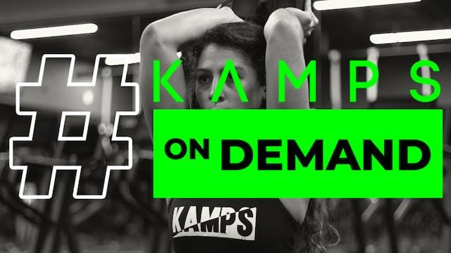 Kamps Live w/ Amanda: L.E.G.S. and A.B.S.