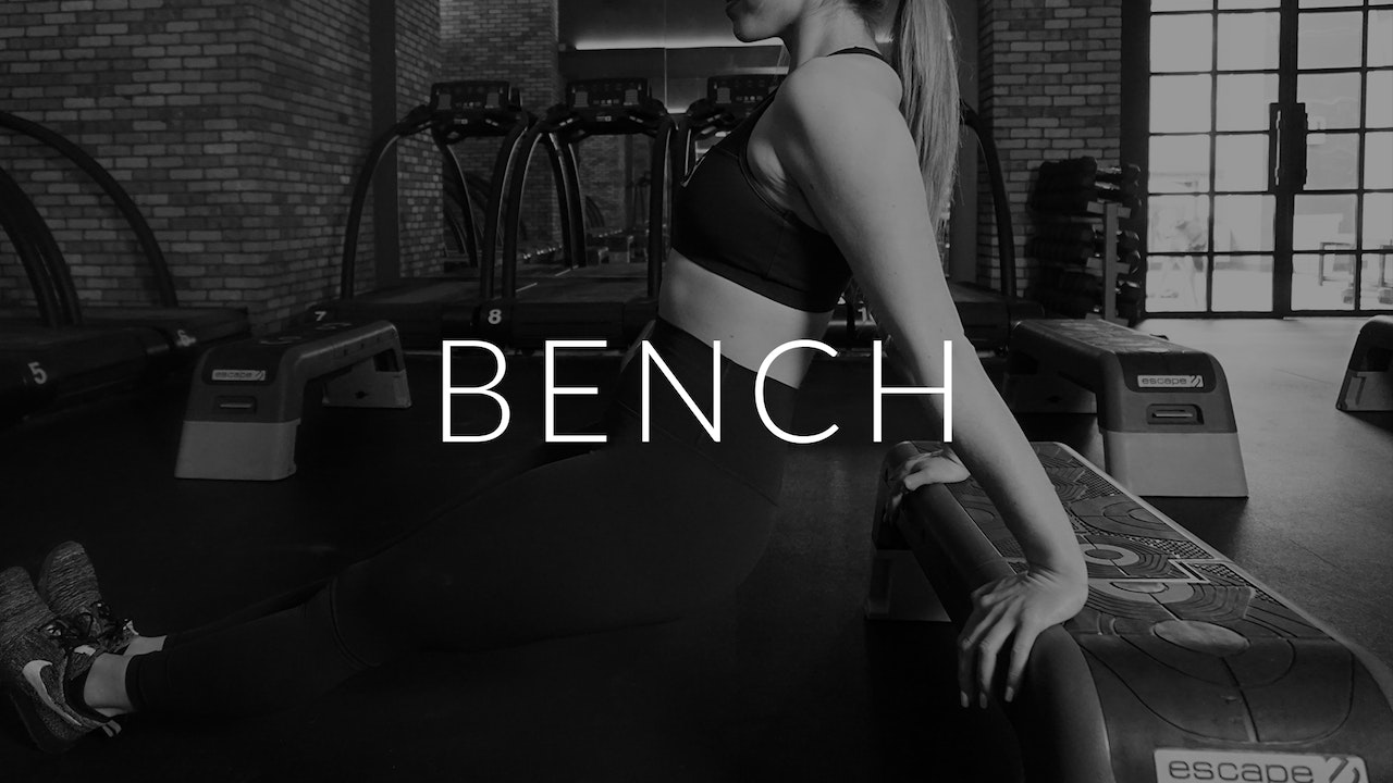 Bench/Chair