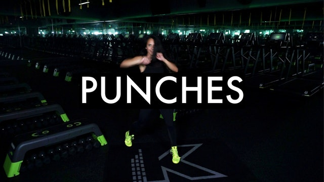 Boxing 101: Punches