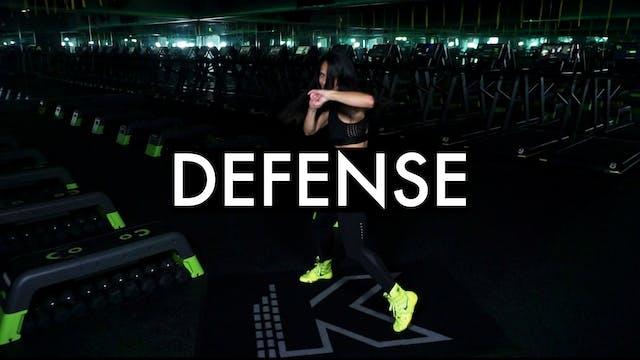 Boxing 101: Defense