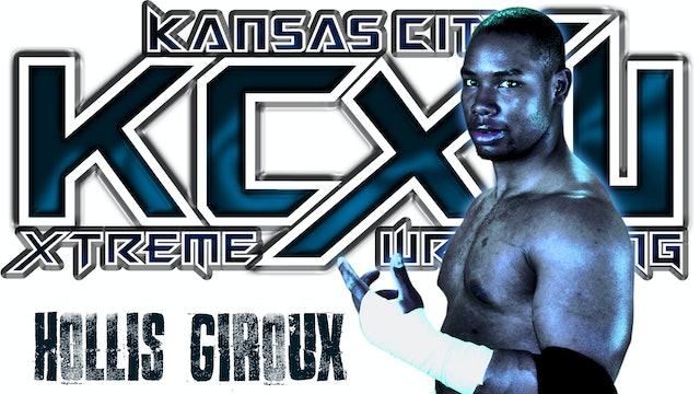 Hollis Giroux- Promo KCXW