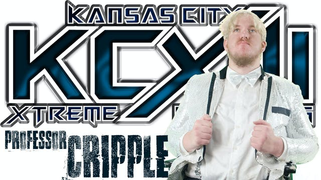 Professor Crippel- Promo KCXW