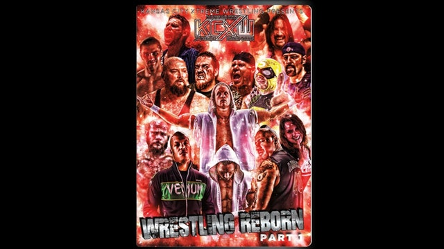 Wrestling Reborn (2 DVD set)