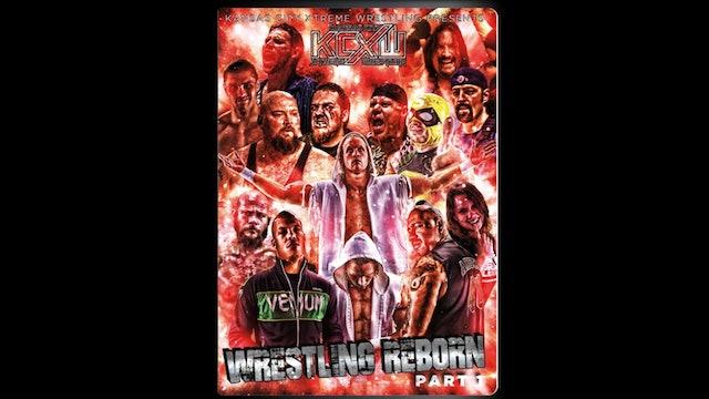 Wrestling Reborn (2 DVD set)
