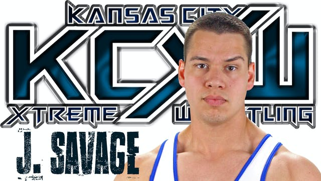 J Savage- Promo KCXW