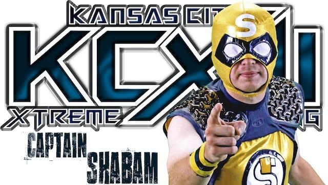 Captain Shabam- Promo KCXW