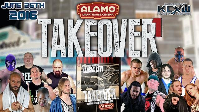 KCXW: TAKEOVER 1 (Alamo Drafthouse Kansas City)