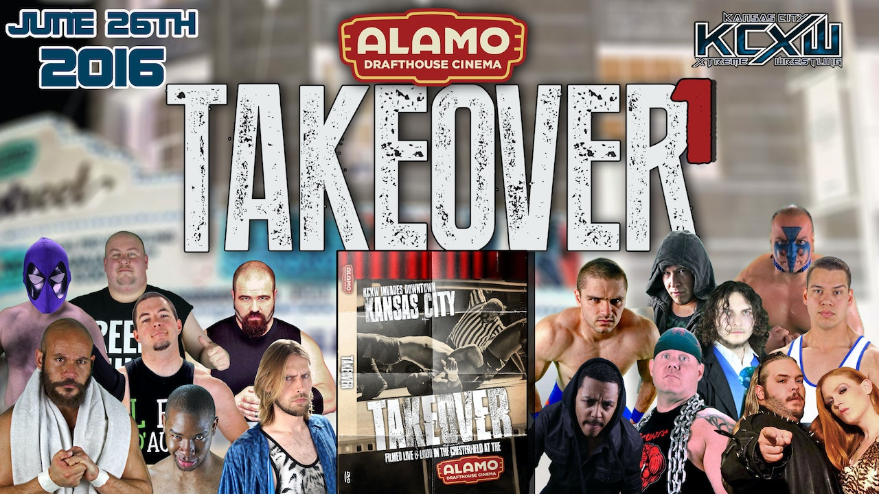 KCXW: TAKEOVER 1 (Alamo Drafthouse Kansas City)