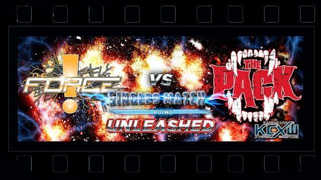 UNLEASHED 2016 Match 4 - Force promo/Snow vs Thunder