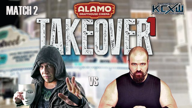 Takeover 1 Match 2: Genesis vs Gannon