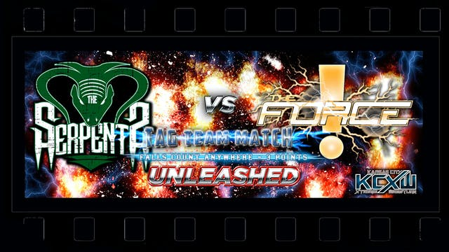 UNLEASHED 2016 Match 6: Enigma/Phoeni...