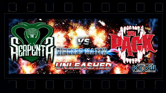 UNLEASHED 2016 Match 1: Cattin vs Troll/Wylde