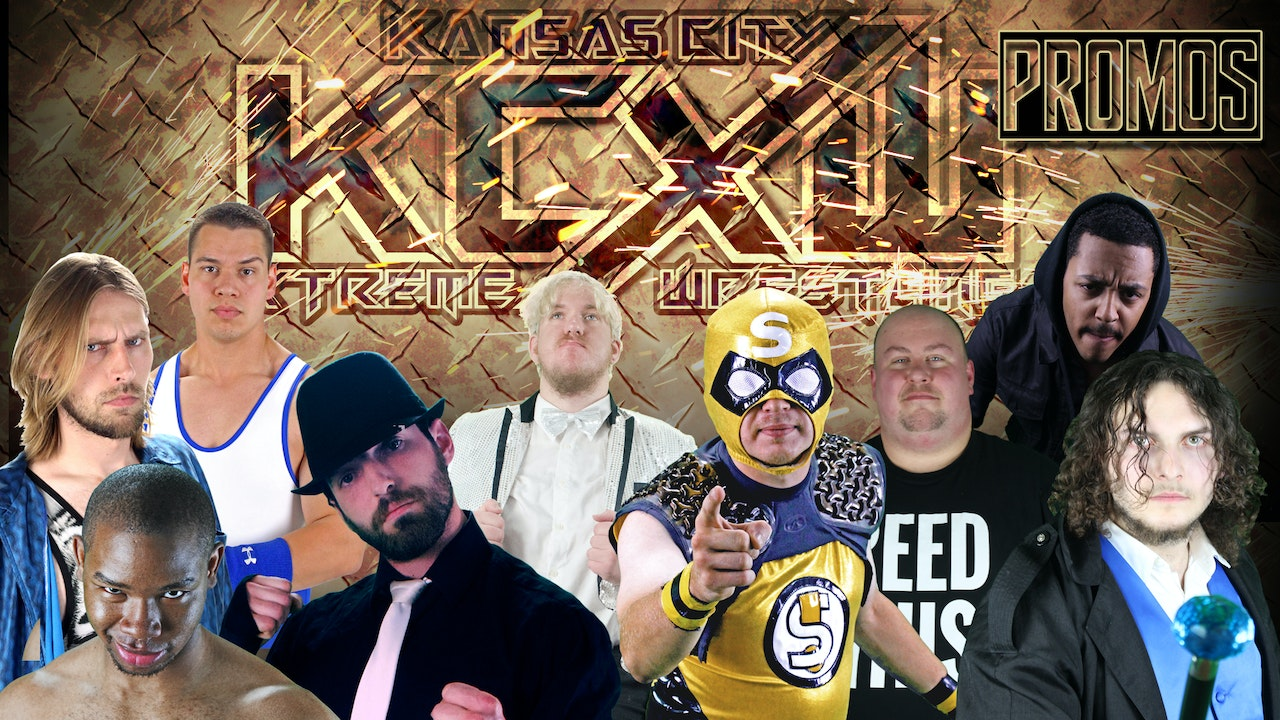 KCXW: Promos - MEET THE WRESTLERS