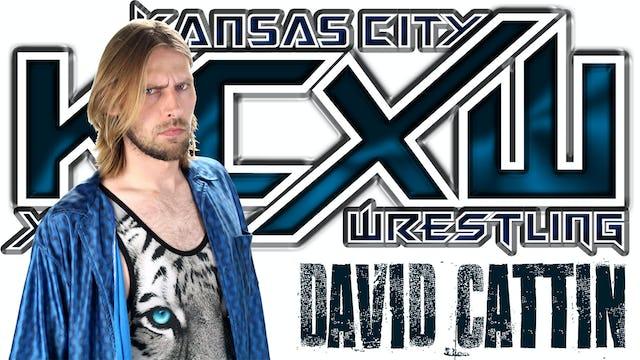 David Cattin- Promo KCXW