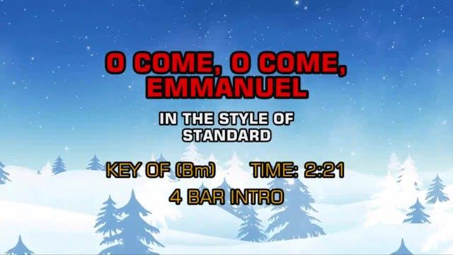 Standard Christmas - O Come O Come Em...