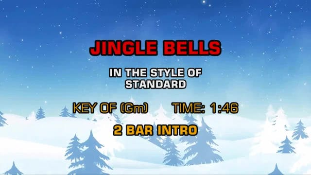 Standard Christmas - Jingle Bells