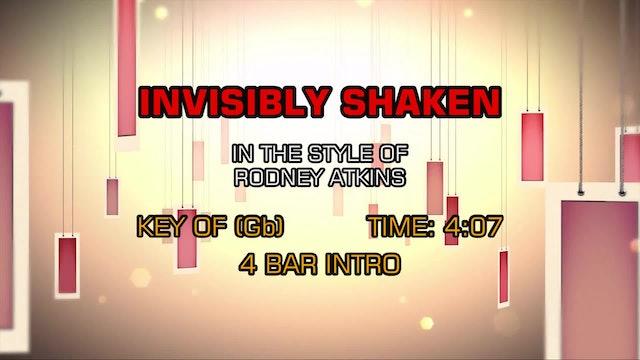 Rodney Atkins - Invisibly Shaken