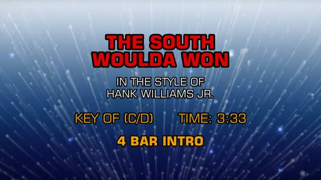 Hank Williams Jr. - If The South Woulda Won