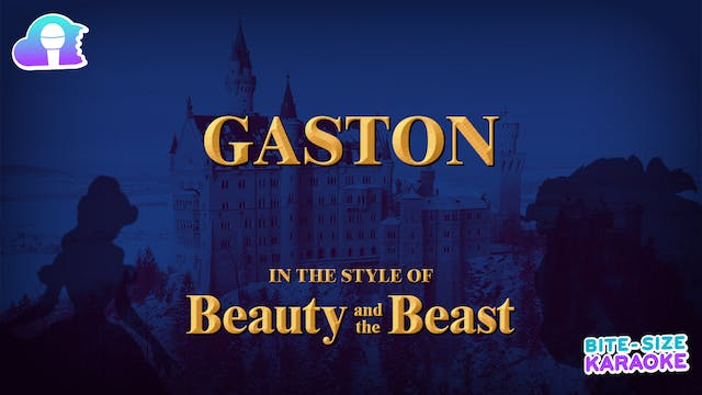 BSK - Beauty And The Beast - Gaston