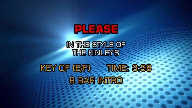 Kinleys, The - Please