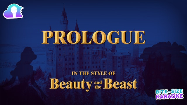 BSK - Beauty And The Beast - Prologue