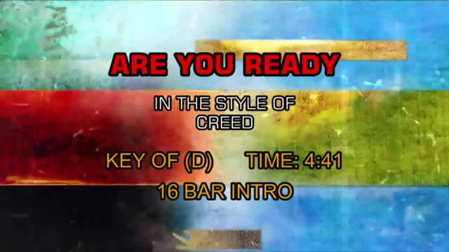 Creed - Are You Ready