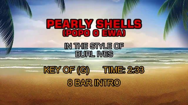 Burl Ives - Pearly Shells (Popo O Ewa)