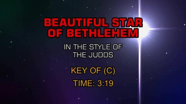 Judds, The - Beautiful Star Of Bethlehem