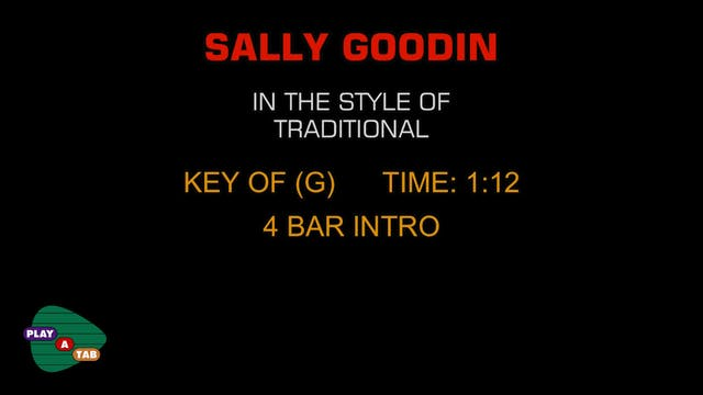 Folk Standard - Sally Goodin - Play A...