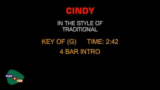 Standard - Cindy, Cindy - Play A Tab
