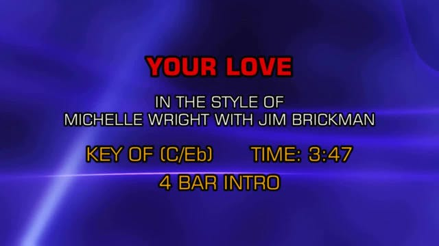 Michelle Wright & Jim Brickman - Your...