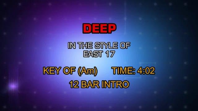 East 17 - Deep