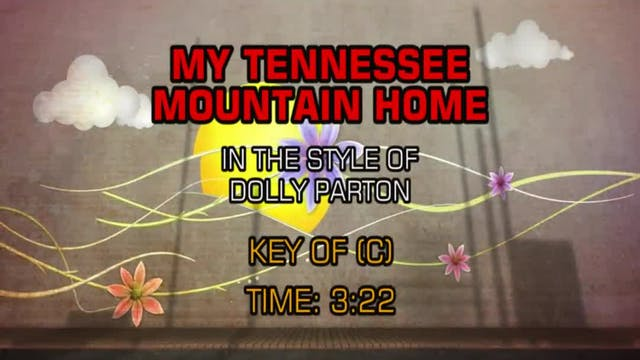 Dolly Parton - My Tennessee Mountain ...