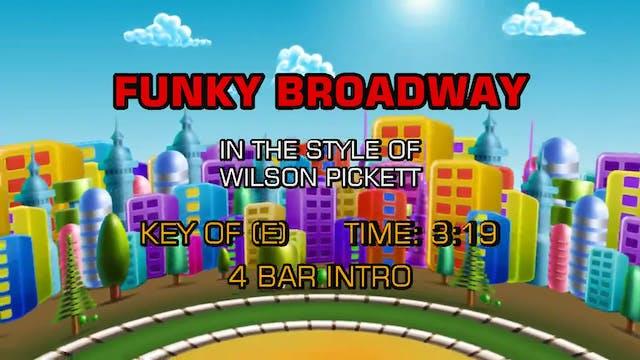 Wilson Pickett - Funky Broadway