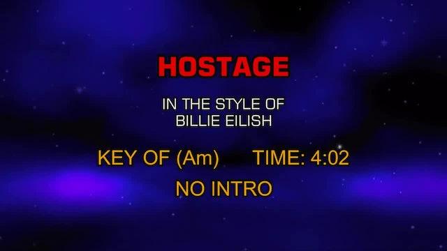 Billie Eilish - Hostage