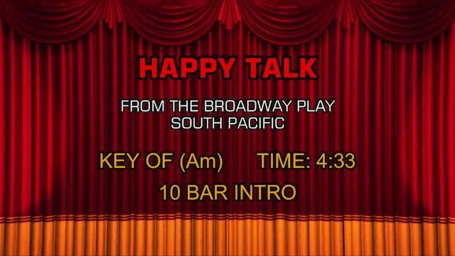 South Pacific - Happy Talk
