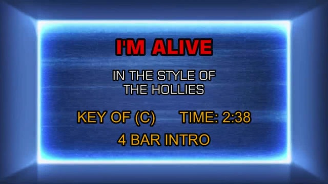 Hollies, The - I'm Alive