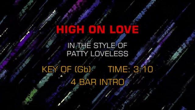 Patty Loveless - High On Love