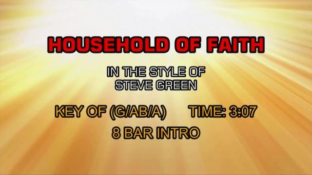 Steve Green - Household Of Faith