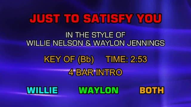 Willie Nelson with Waylon Jennings - ...