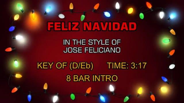 Jose' Feliciano - Feliz Navidad