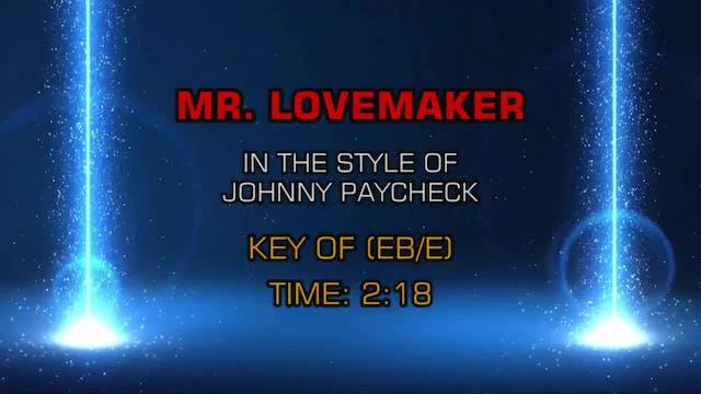 Johnny Paycheck - Mr. Lovemaker
