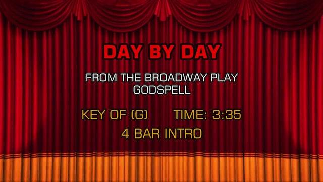 Godspell - Day By Day