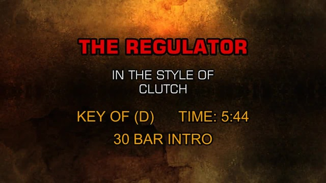 Clutch - Regulator, The