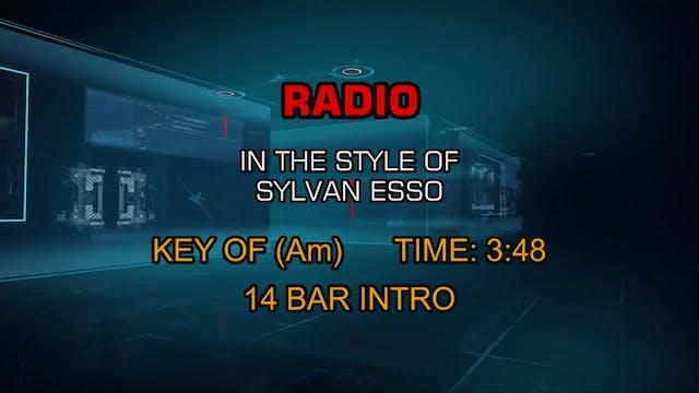 Sylvan Esso - Radio