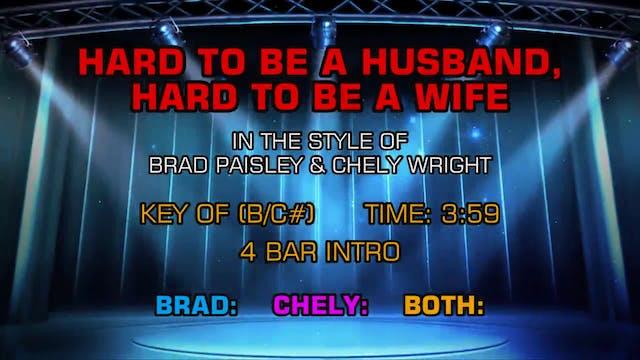 Brad Paisley and Chely Wright - Hard ...