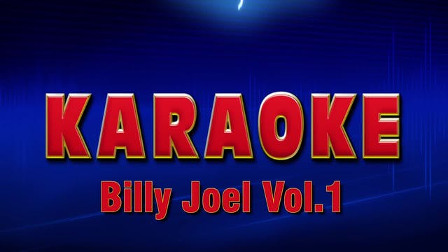 Lightning Round Karaoke - Billy Joel ...