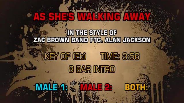 Zac Brown Band ftg. Alan Jackson - As...